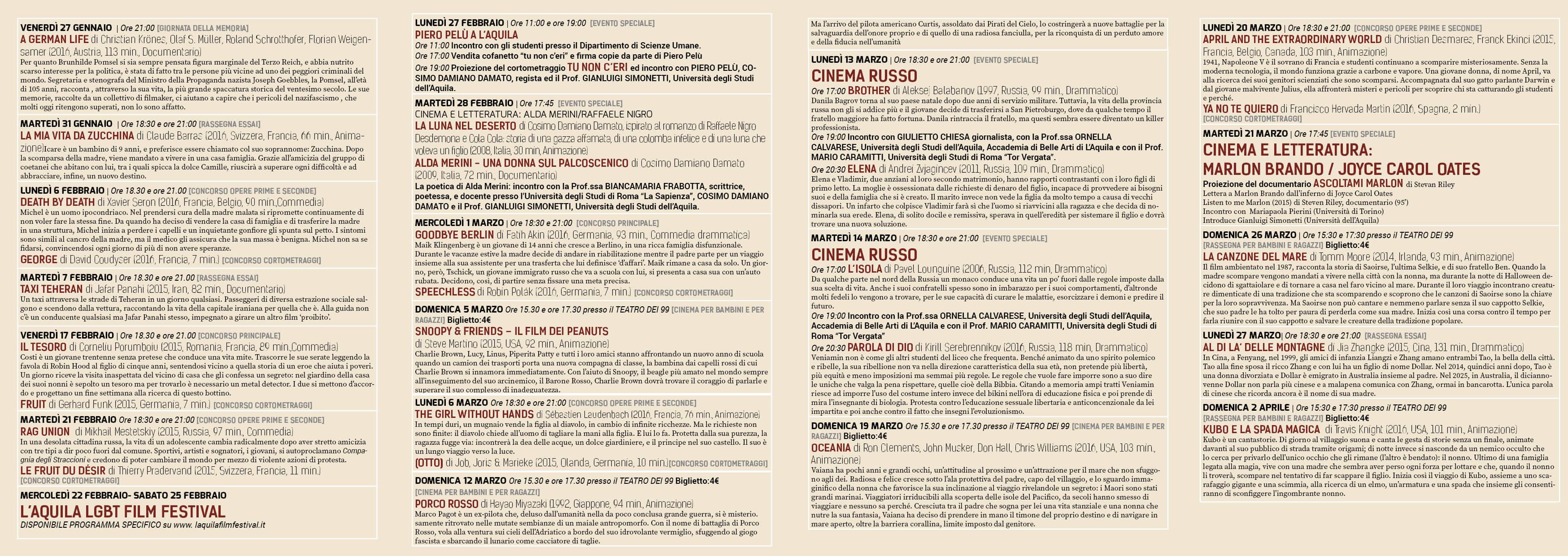 pieghevole aquila film festival 07032